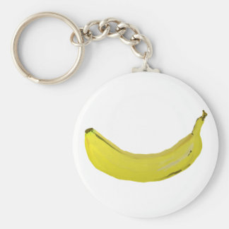 Banane Schlüsselanhänger