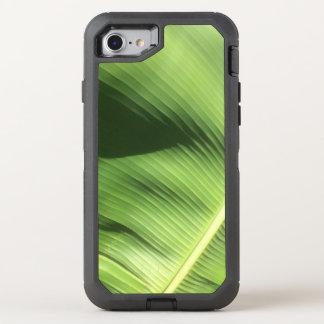 Bananen-Blatt OtterBox Defender iPhone 8/7 Hülle
