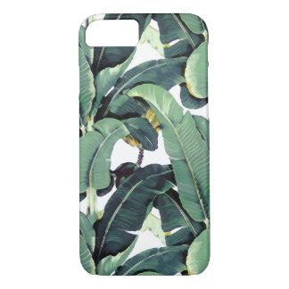 Bananen-Blatt-Palme Iphone Telefon-Kasten