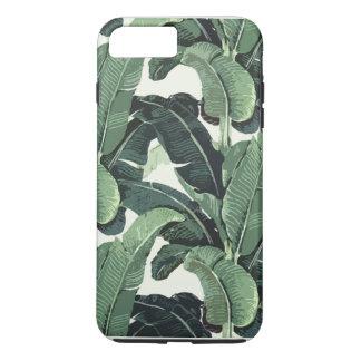 BANANEN-Blätter iPhone 8 Plus/7 Plus Hülle