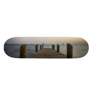 Bananen-Fluss-Dock 18,7 Cm Mini Skateboard Deck