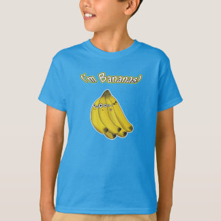 Bananen-KinderShirt T-Shirt