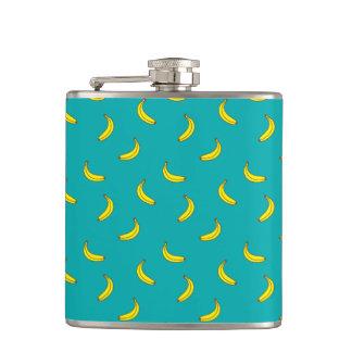 Bananen-Muster-Flasche Flachmann