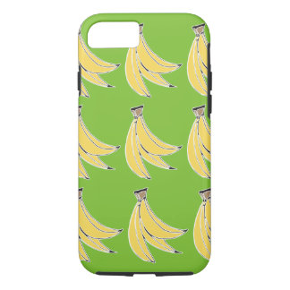Bananen-Muster Iphone 4/4s/5/5s/6/6s Fall iPhone 8/7 Hülle