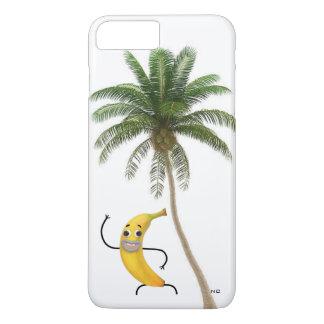 Bananen-Palme iPhone 8 Plus/7 Plus Hülle