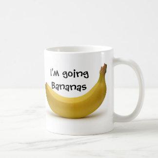 Bananen Tasse