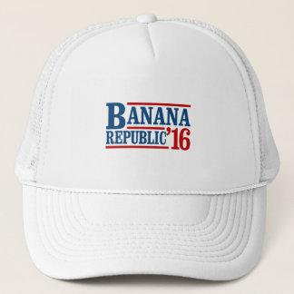 Bananenrepublik 2016 - Präsidentenwahl Pres Truckerkappe