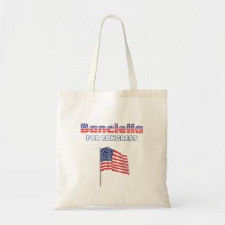 Banciella für Kongress-patriotische amerikanische  Tragetaschen
