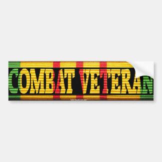 Band-Aufkleber des Vietnam-Kampf-Veteranen-VSM Autoaufkleber