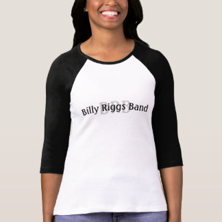 Band Billys Riggs: BRB T-Shirt