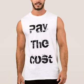 """Band der Bahn-sieben """"Lohn die Kosten-"""" T - Shirt"""