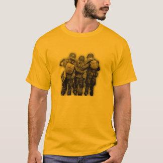 Band des Weltkrieg-2 des T-Shirt