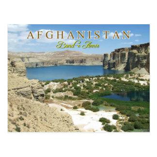 Band-e Emir, Afghanistan Postkarte