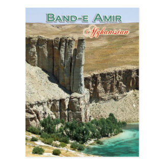 Band-e Emir, Afghanistan