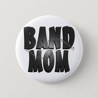 Band-Mamma wunderlich Runder Button 5,1 Cm