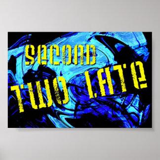 Band-Plakat