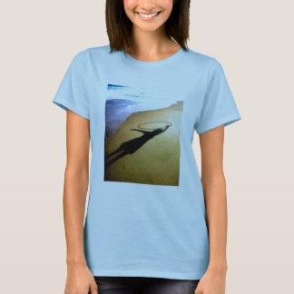 Band-Strand-Schatten T-Shirt