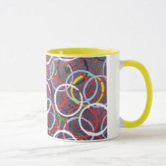 Bänder Tasse
