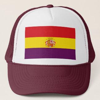Bandera de la República Española Truckerkappe