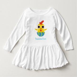 Bandit Peekaboo-Scheunen-Ostern | das Küken 2 Kleid