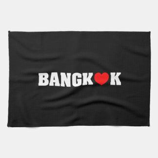 BANGKOK-LIEBE HANDTUCH