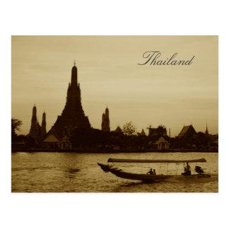 Bangkok, Thailand Postkarten