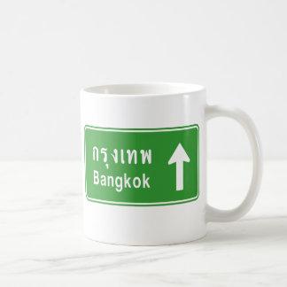 Bangkok voran ⚠ thailändisches kaffeetasse