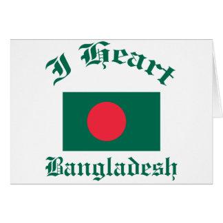 Bangladesch-Entwurf Karte