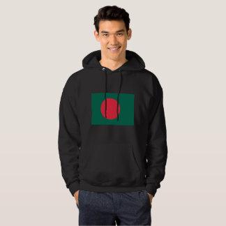 Bangladesch-Flagge Hoodie
