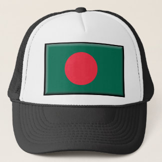 Bangladesch-Flagge Truckerkappe