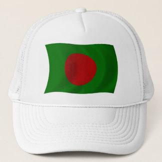 Bangladesch-Flaggen-Hut Truckerkappe