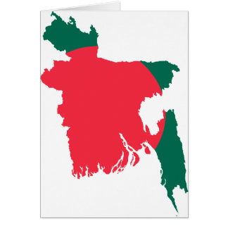 Bangladesch-Karte BD Karte