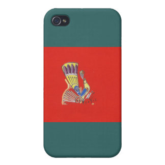 Bangladesch-Speck-Kasten Hülle Fürs iPhone 4