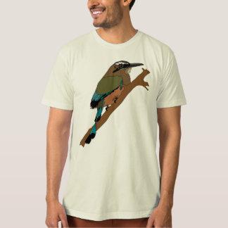 Bangs Brauenmotmot T-Shirt