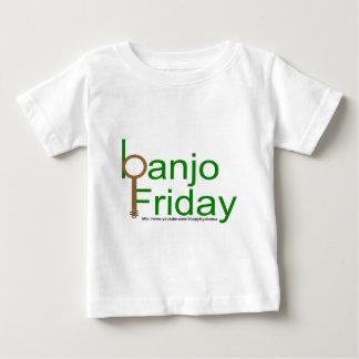 Banjo Freitag Baby T-shirt