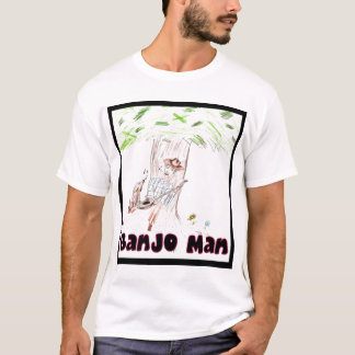 Banjo-Mann T-Shirt