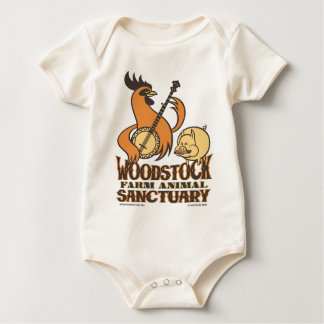 Banjo Roo Baby Strampler