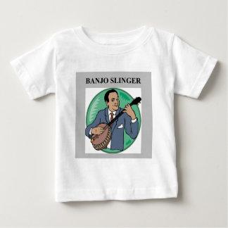 BANJO-Spieler Baby T-shirt