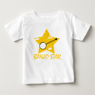 Banjo-Stern Baby T-shirt