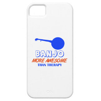 Banjoentwurf iPhone 5 Hülle