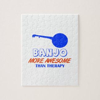 Banjoentwurf Puzzle