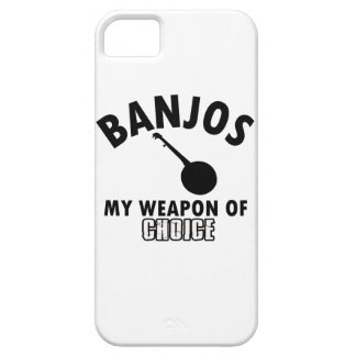 Banjos Etui Fürs iPhone 5