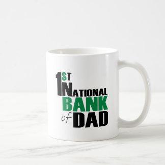 Bank des Vatis Kaffeetasse