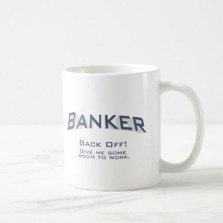 Banker - Arbeit Kaffeetasse