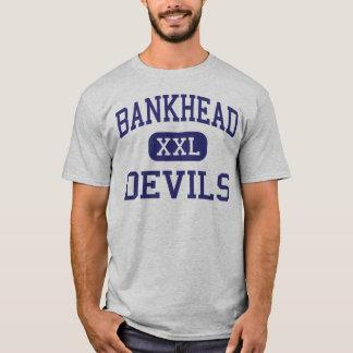 Bankhead Teufel mittleres Cordova Alabama T-Shirt