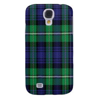 Bannerman schottischer Tartan Samsung rufen Fall