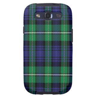 Bannerman schottischer Tartan Samsung rufen Fall Galaxy SIII Hüllen