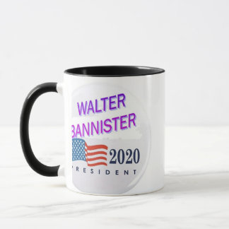 BANNISTER 2020 TASSE