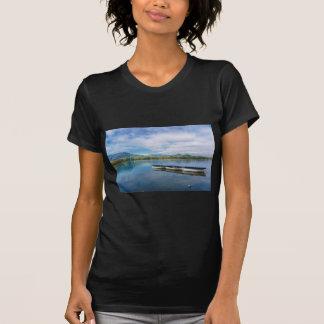 Banyoles-See. Spanien. Katalonien T-Shirt