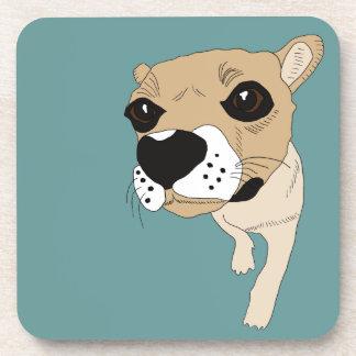 Bao Bao der niedliche Hund Untersetzer